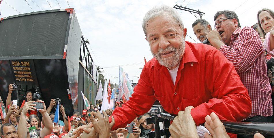lula pb e1515681909812 - Juiz não pode levar em conta se réu é candidato, diz advogado de Lula