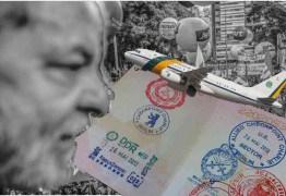 Desembargador rejeita apreensão do passaporte de Lula, mas documento segue retido