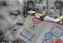 Lula tem passaporte roubado em Curitiba