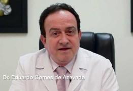 'MERCADOR DE ILUSÕES': médico paraibano que atendia celebridades tem registro cassado em três estados