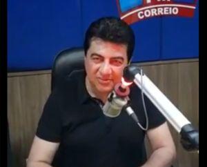 manoel junior correio - VÍDEO – Manoel Junior evita polemizar sobre declarações de Eunício Oliveira a respeito de candidato do MDB na Paraíba