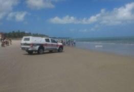 Homem morre afogado em praia paraibana