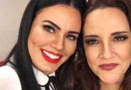Letícia Lima diz que Ana Carolina foi sua primeira mulher