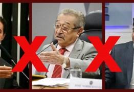 O PMDB ESTÁ TRIPARTIDO: As três alas que racharam (ainda mais) a legenda na PB – Por Leandro Borba