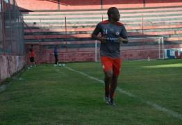 Fora da estreia da Raposa, Rodrigo Silva admite não estar na forma física ideal