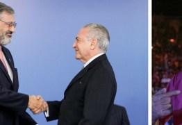 Ministro da Justiça parabenizou juízes pela condenação de Lula
