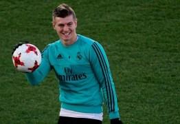 Toni Kroos poderia sair para facilitar a chegada de Neymar ao Real Madrid, diz jornal