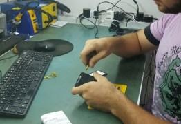 Abertas inscrições em curso gratuito de manutenção de dispositivos móveis na PB
