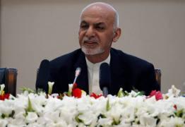 Presidente do Afeganistão propõe reconhecer Taleban como grupo político