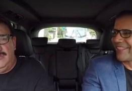 """Ratinho diz que saiu da Record por culpa de Bispo: """"Ameaçava me mandar embora toda hora'"""