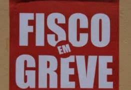 Fisco Estadual pode aprovar greve geral