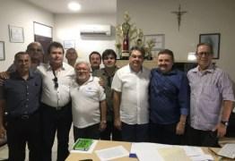 Lindolfo Pires prestigia posse da nova diretoria do Sindicato dos Trabalhadores