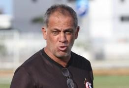 Campinense demite Celso Teixeira