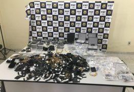 Família é presa suspeita de roubar joias em shoppings e joalherias