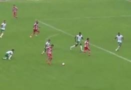 2 x 2: Atlético de Cajazeiras empata com Auto Esporte e não depende mais dele para se classificar