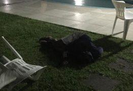 SE DEU MAL: Bandido morre durante tentativa de assalto a residência no Litoral, morador mandou bala