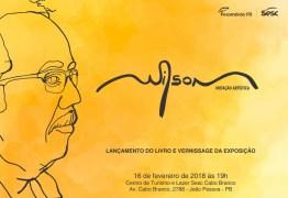 'Wilson – Mutação Artística' inicia roteiro de exposições de Artes Visuais do Sesc em 2018