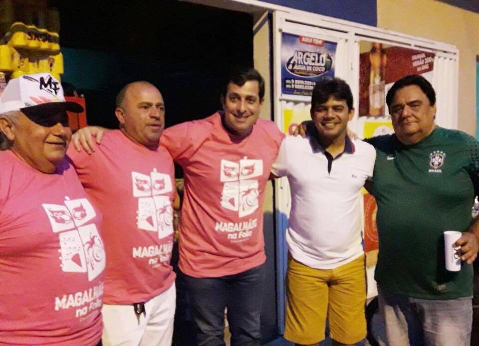 IMG 20180212 WA0042 - Gervásio participa de atividades no Sertão, Brejo e litoral paraibano