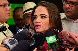 Ivonete 300x198 - CONFIRMADO: TSE oficializa desistência de Ivonete Ludgerio à vaga na Câmara Federal