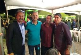 Aguinaldo Ribeiro participa de Festa da Padroeira da cidade de Pedra Lavrada