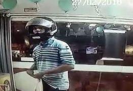 VEJA VÍDEO: Câmera flagra assalto a lanchonete na Zona Sul de João Pessoa