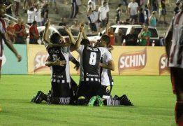 Para encaminhar a classificação, Botafogo-PB recebe o Altos-PI