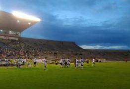 MPPB: Partida entre Botafogo e Campinense terá presença das duas torcidas