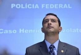 Novo diretor-geral, Rogério Galloro é visto na PF como cauteloso e discreto