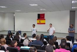 Intercambistas do programaGiraMundoEspanha retornam ao Brasil