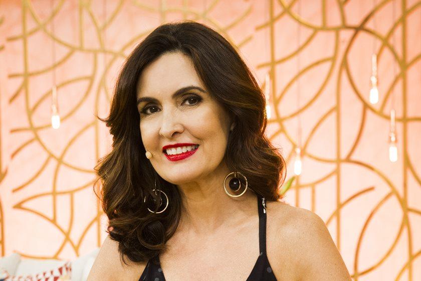 fátima bernardes - Fátima Bernardes se recupera bem após cirurgia para retirar câncer no útero