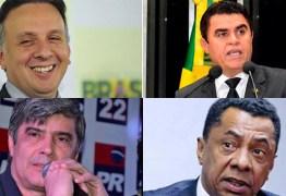 A REVOLTA DOS EXCLUÍDOS: Aguinaldo Ribeiro articula formação de quarta força para as eleições na PB – Por Leandro Borba