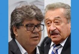 ja e zé - MARANHÃO É UMA BOLA DE FOGO: A candidatura de Maranhão de tanto estimulada pelo governo vai terminar dinamitando João Azevedo - Por Gilvan Freire