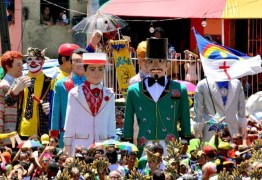 Carnaval 2018: Alceu Valença abre festa em Olinda