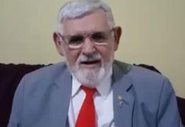 VEJA O VÍDEO: Luiz Couto garante que não desistiu de disputar o Senado Federal