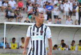 Marcos Aurélio está à disposição de Leston para partida contra o Náutico