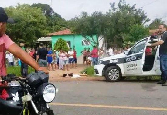 mulher assassinada - Mulher grávida de 7 meses é assassinada a tiros na Paraíba
