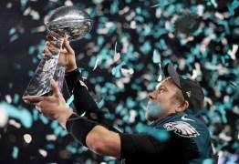 Nick Foles renasce, bate Tom Brady em jogo histórico e Eagles leva o Super Bowl