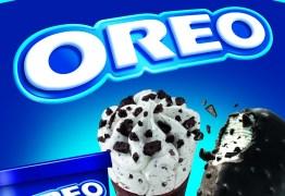 Oreo lança linha de sorvetes no Brasil em março