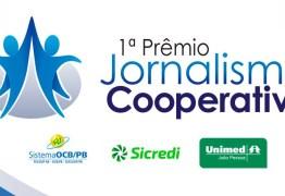Prorrogadas inscrições para Prêmio Jornalismo Cooperativo