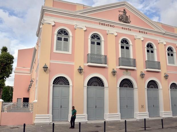 reforma do teatro santa rosa foto walter rafael 4 - Theatro Santa Roza abre inscrições para aulas de teatro