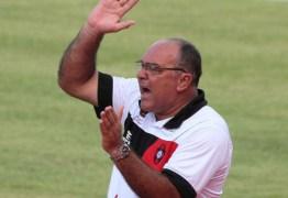 Ruy Scarpino substitui Celso Teixeira no comando técnico do Campinense