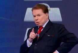 Em programa, Silvio Santos ataca Luciano Huck