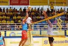 JP recebe etapas do Sub-21 e Circuito Brasileiro de vôlei de praia