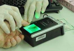 TSE conclui cadastro biométrico de 2,8 milhões de eleitores da PB