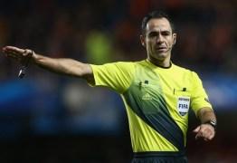 Fifa divulga lista de árbitros da Copa do Mundo