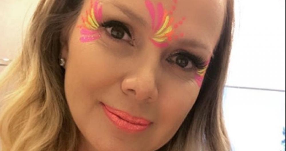 1 eliana 6060908 - VEJA VÍDEO: Eliana leva tombo durante gravação com MC Loma e as Gêmeas Lacração