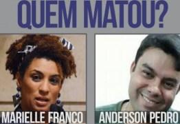 Disque-Denúncia recebeu 27 informações sobre a morte de Marielle e Anderson