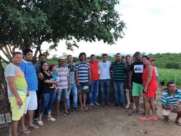 28575778 1966029233650538 293330621137260031 n 620x465 - Deputado Genival Matias visita municípios de Livramento e Juarez Távora no fim de semana