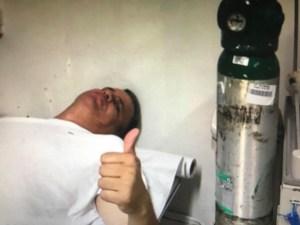 29313599 1759507790772046 4967297984707428352 n 300x225 - Repórter Emerson Machado (Mofi) é internado com suspeita de infarto - VEJA FOTOS  E VÍDEO