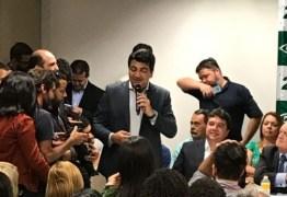 Manoel Júnior participa de ato em Recife e é tratado como candidato a governador
